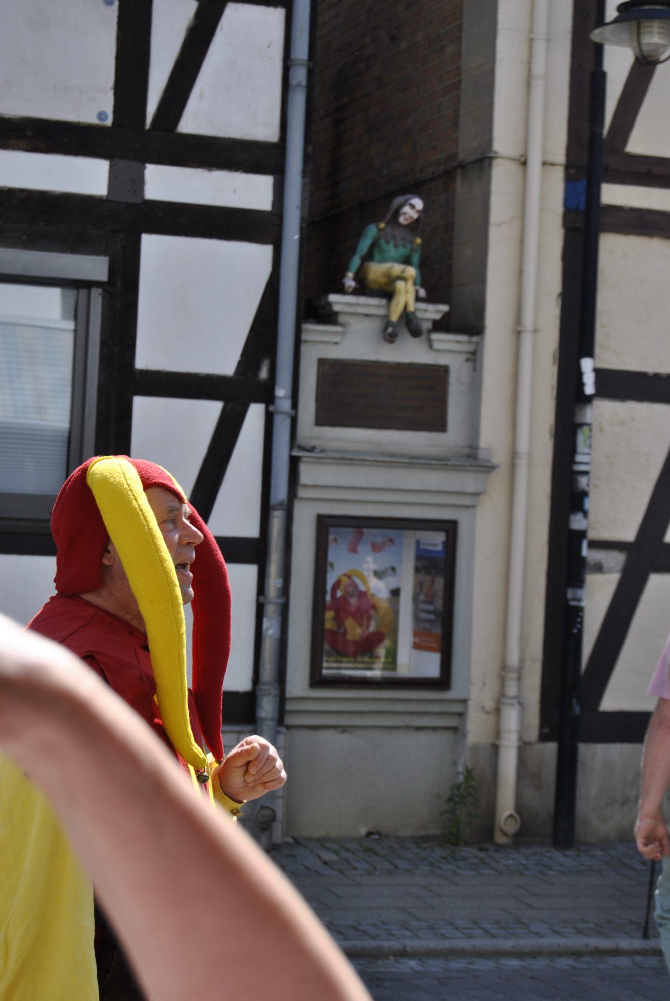 eine der vielen Till Figuren in Schöppenstedt (1)