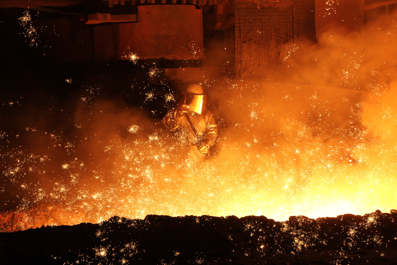 Feuer, Funken und Stahl – Hüttenwerksbesichtigung in Salzgitter
