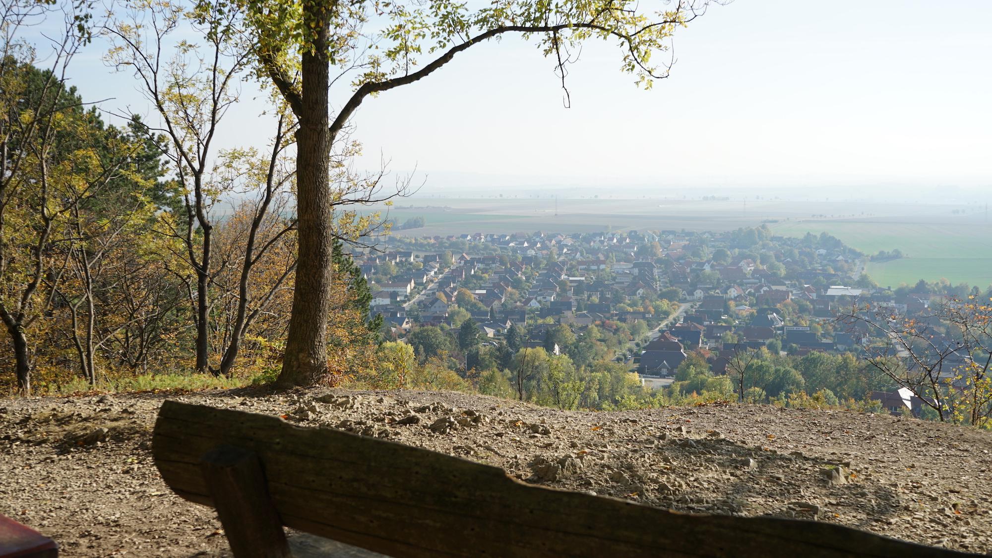 Aussicht auf Wittmar / Beate Ziehres