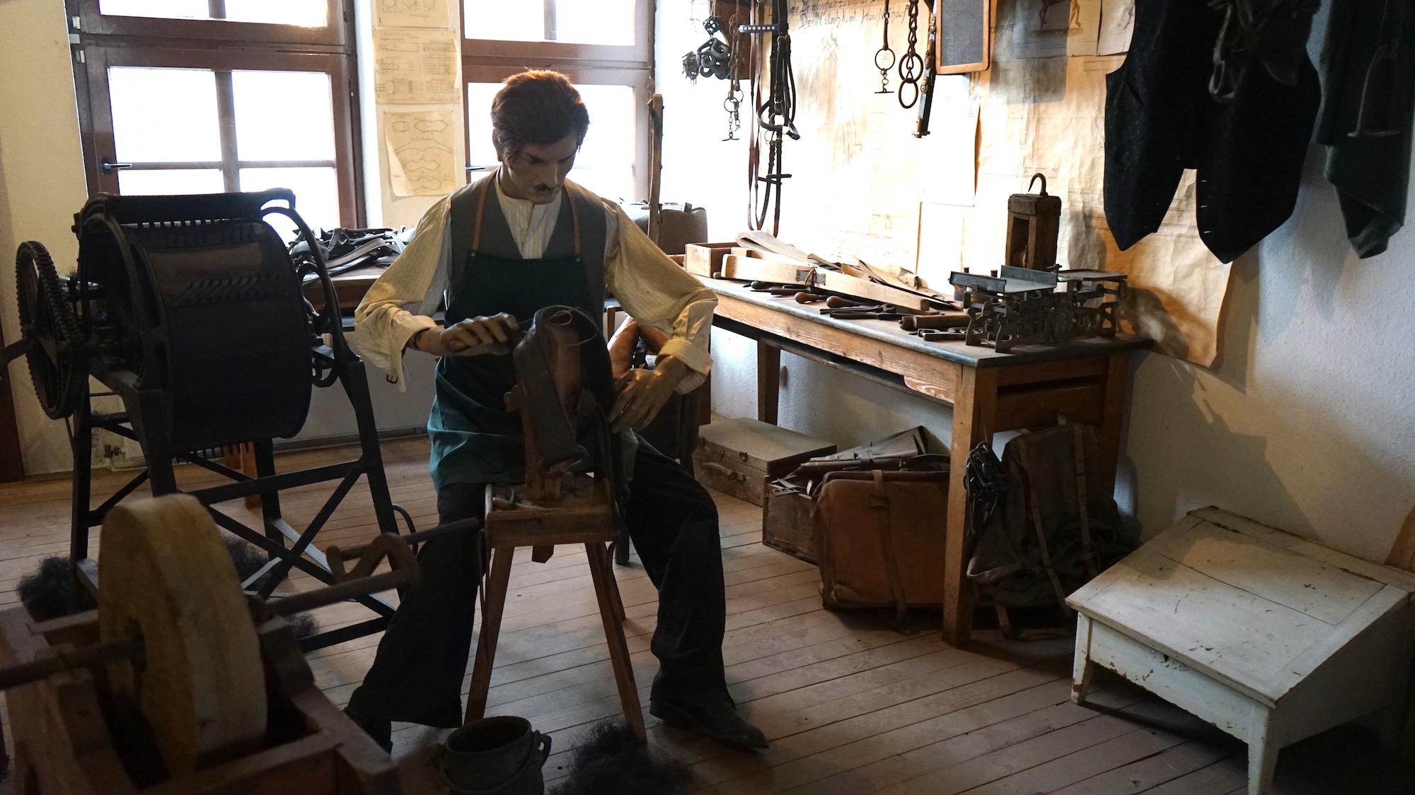 Hornburg: heimatmuseum und biedermeierhaus u2013 zeitreise bis ins