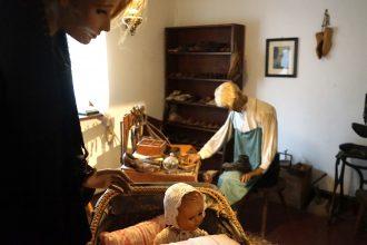 Heimatmuseum Hornburg: In der Schusterstube des 19. Jahrhunderts hielt sich die ganze Familie auf / Beate Ziehres