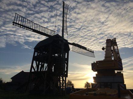 Windmühle Dettum: Ein Wahrzeichen erwacht zu neuem Leben
