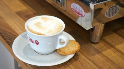 Erikas Eiscafé – beliebtes Ziel für Ausflügler im Nördlichen Harzvorland