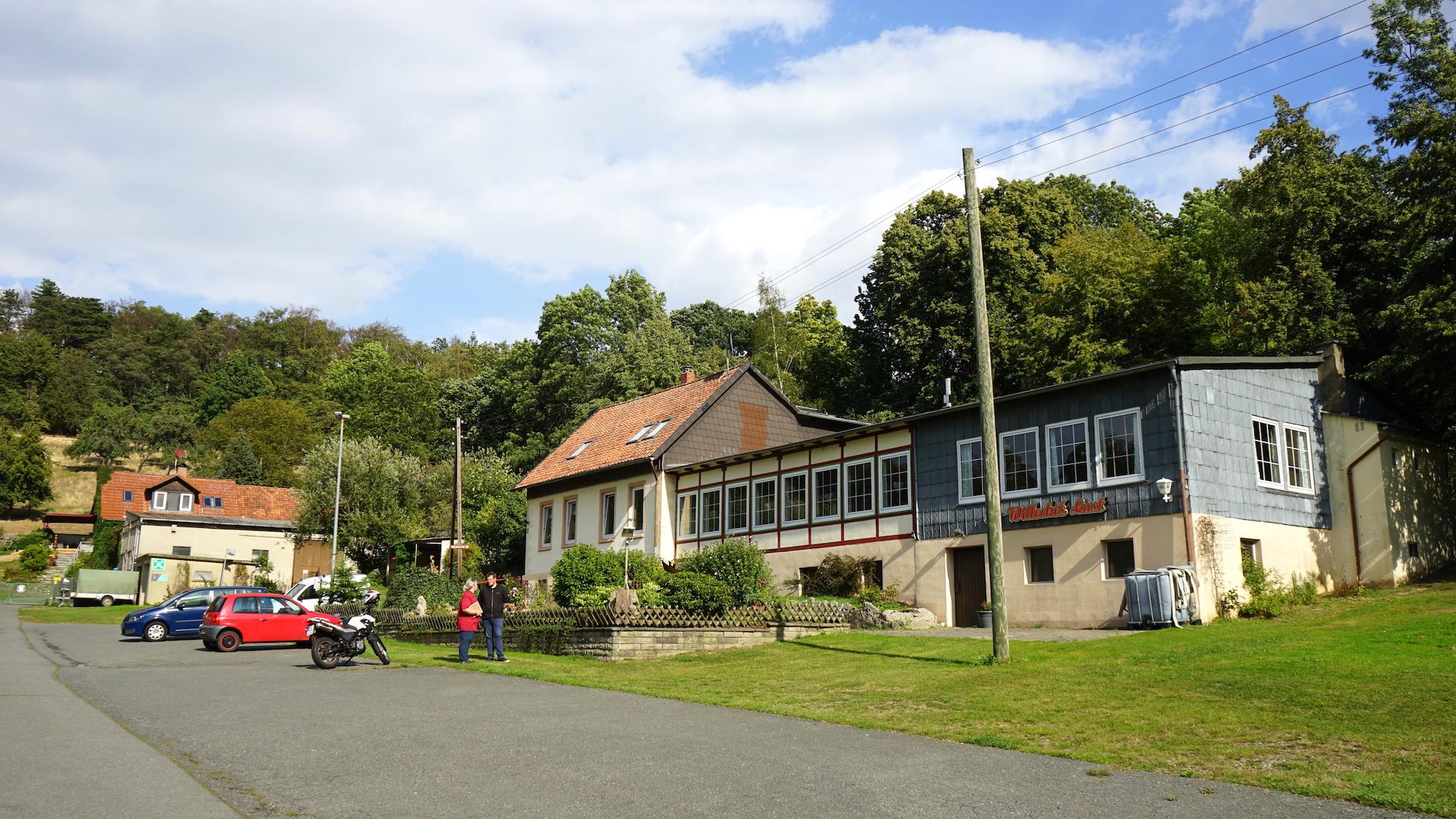 Nördliches Harzvorland: Ausflugsgaststätte Willeckes Lust / Beate Ziehres