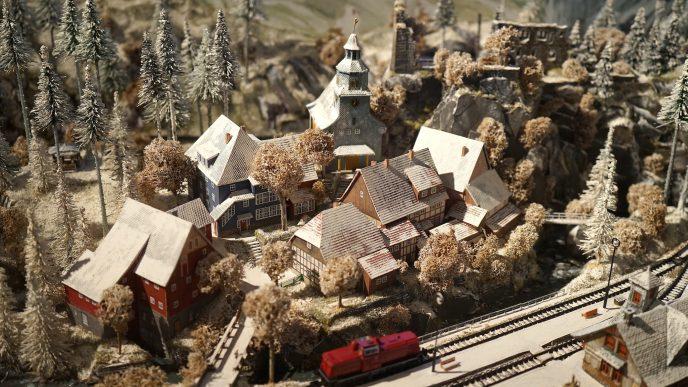 Winterlicher Ausflugstipp im Nördlichen Harzvorland: Schloss Salder
